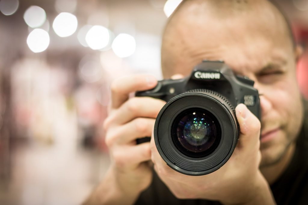 Male Photographer - Adrian Colin Doyle