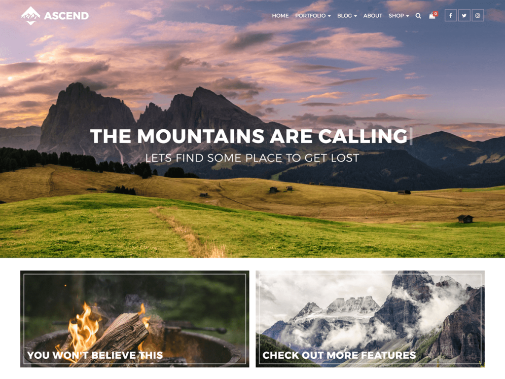 Ascend Free WordPress Theme By Kadence Themes